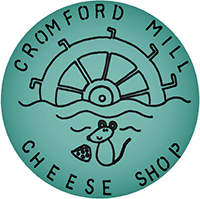 Cromford Mill Cheese Shop Logo